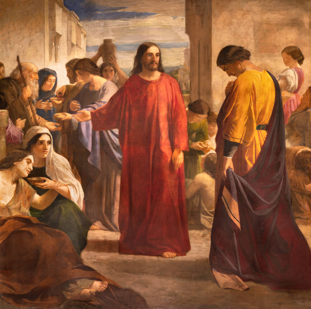 Jesus and the Rich Young Man