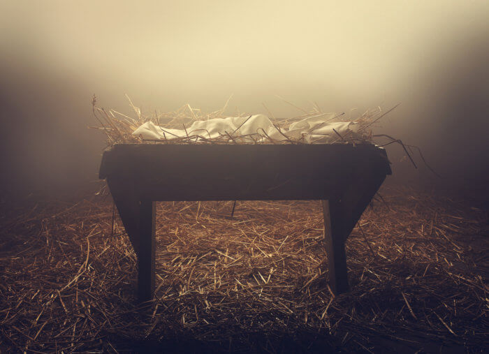 20 Christ Was Laid in a Manger