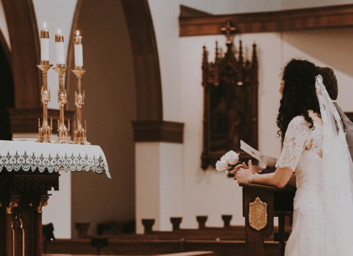 Why Catholics Must Be Married in a Church
