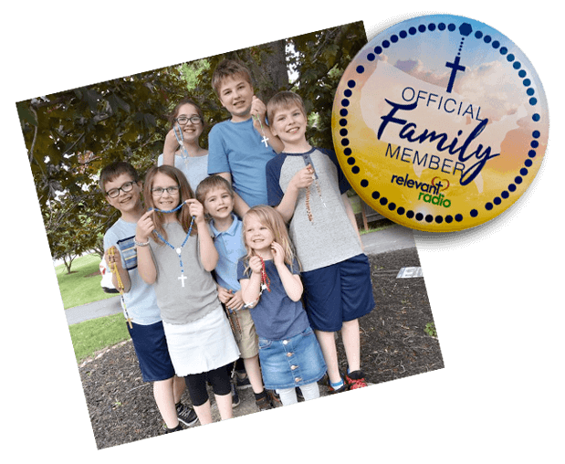 Become an official member of the Family Rosary Across America!