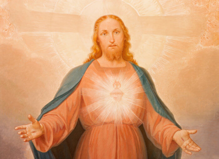 Encountering the Sacred Heart This Month